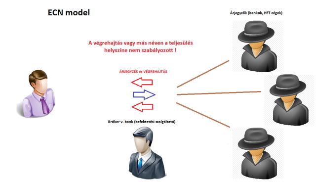 ECN model